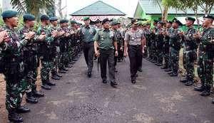 Gaji Prajurit TNI/Polri Kini Rp 1.565.200, Jenderal Rp 5.326.400