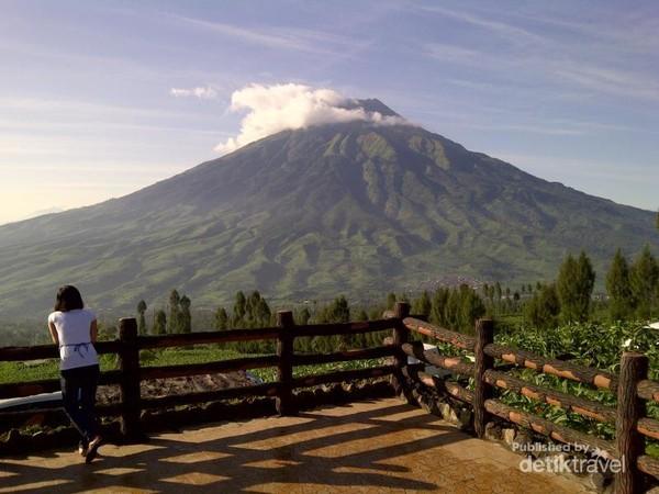 Pesona Gunung Sumbing