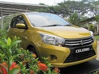 Suzuki Celerio Asyik Buat Perkotaan, Bro!