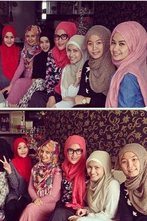 Alhamdulillah, Arisan Hijabers yang Diikuti Selebriti Hingga Desainer Hijab