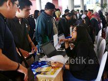Ratusan Warga Surabaya Antusias Hadiri dPreneur detikcom