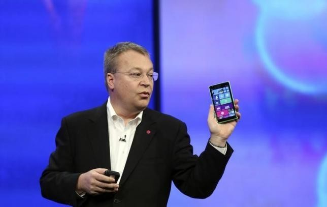 Stephen Elop (Reuters)