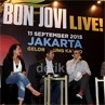 Promotor Jumpa Pers Konser Bon Jovi