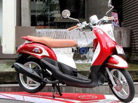 Meningkatkan Tenaga Yamaha Fino Karburator
