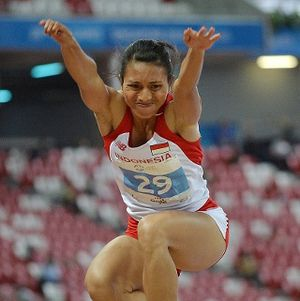 Maria Londa, Merintis Jalur ke Olimpiade dari Denpasar
