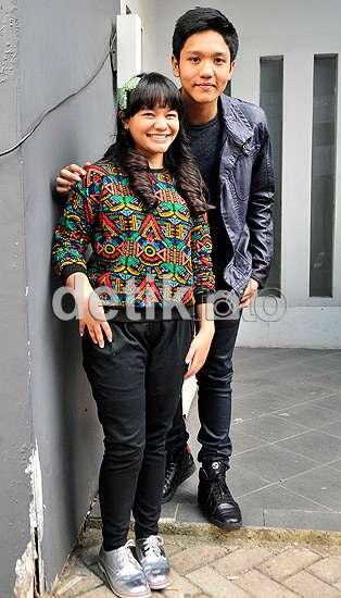 Amel Carla dan Thoriq 'Graduate Band', Teman Tapi Mesra
