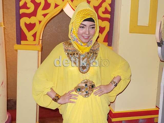 Begini Penampilan Bella Shofie Berhijab