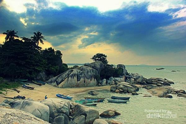 Pantai Teluk Limau