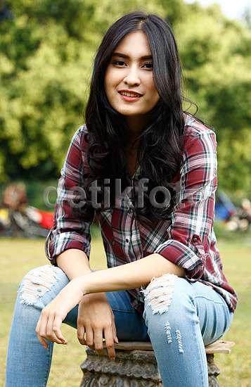 Perkenalkan Angbeen Rishi, Bintang Baru Berdarah India dan Jerman