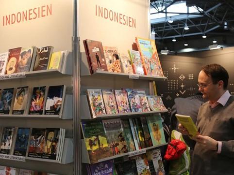 Dok.Tim Frankfurt Book Fair 2015