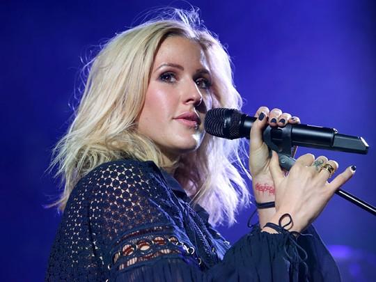 Nyanyi Bareng Ellie Goulding di London