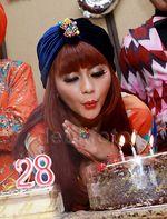 Selamat Ulang Tahun ke-28, Jenita Janet