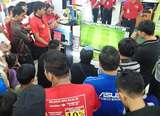 Beli TV di Carrefour Gratis Playstation 4