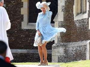 Parodi Pangeran Charles di Rumah Sakit St Mary