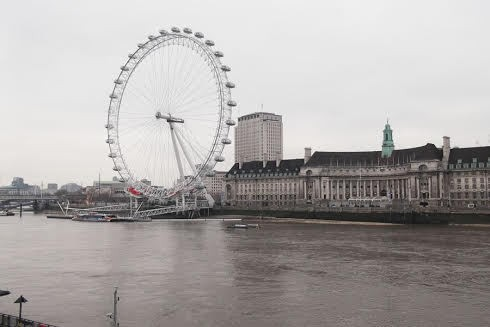 London Eye (Kurnia/detikTravel)