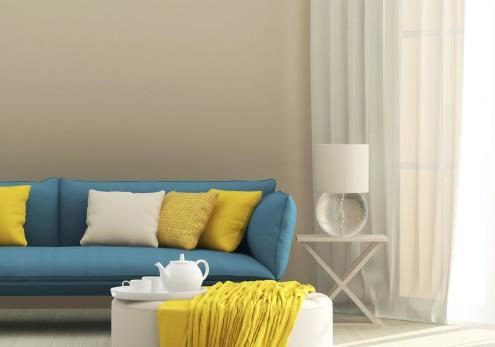 Tips Memilih Warna Cat untuk Rumah Sesuai Interior