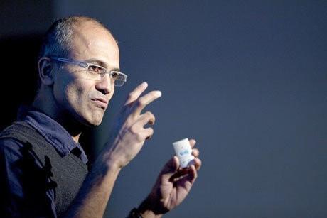 Satya Nadella, CEO Microsoft (ist)