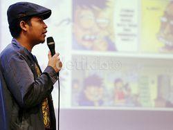 Komik Si Juki Dilirik Penerbit Thailand