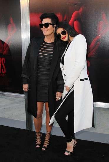 Like Mother Like Daughter, Kris dan Kylie Jenner