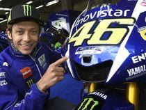 Baju Baru Motor MotoGP Yamaha