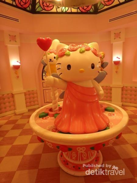 Rumah Hello Kitty di Johor Bahru, Malaysia