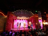 Pertunjukan musikal Hello Kitty and Friends