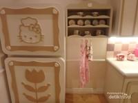 Dapur Hello Kitty yang lucu