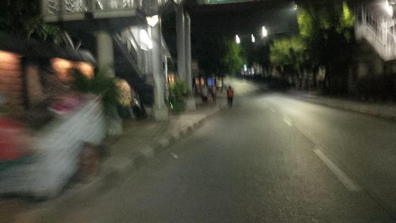 SOTR dan Manusia Gerobak Ramai Menghiasi Jakarta Minggu Dini Hari ini
