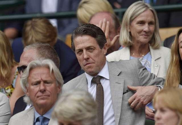 Parade Selebriti di Final Wimbledon 2015