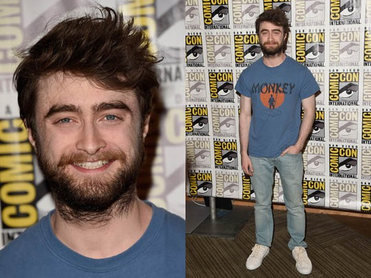 Daniel Radcliffe Makin Berewokan, Yay or Nay?