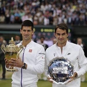 Selebriti-selebriti di Antara Pertarungan Djokovic vs Federer