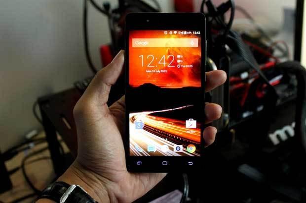 Andromax R: Jagoan 4G dari Smartfren