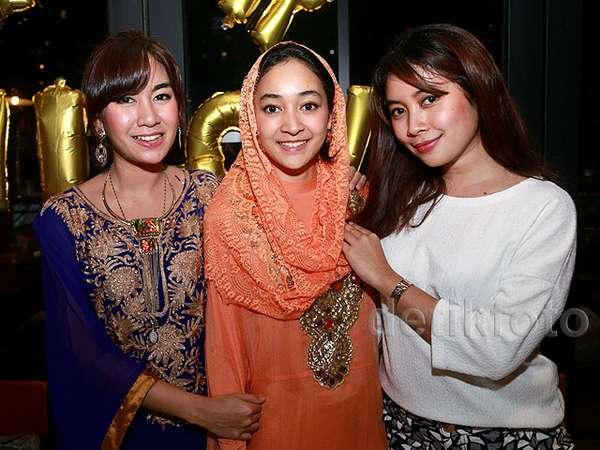 Anisa Rahma dan 2 Kakaknya yang Nggak Kalah Manis