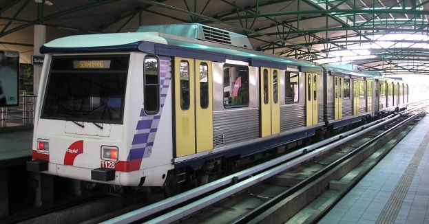 LRT di Kuala Lumpur, Malaysia (Foto: Wikipedia)