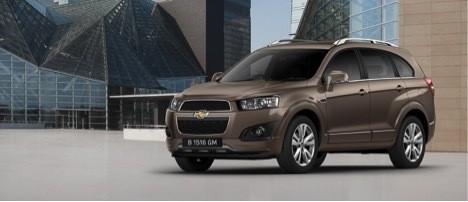 Menjajal Kecanggihan Dan Kenyamanan Chevrolet Captiva