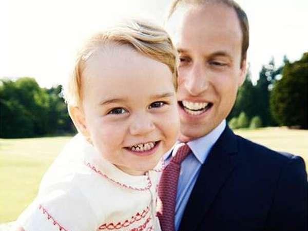 Selamat Ulang Tahun, Pangeran George!