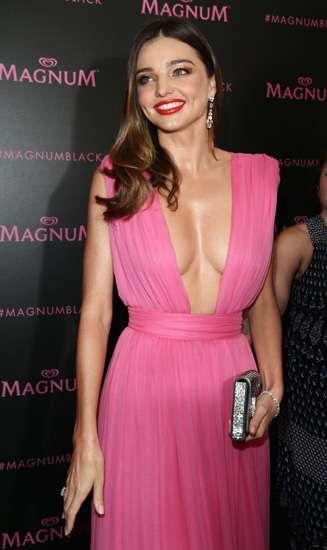 Lea Michele vs Miranda Kerr, Siapa Lebih Seksi?