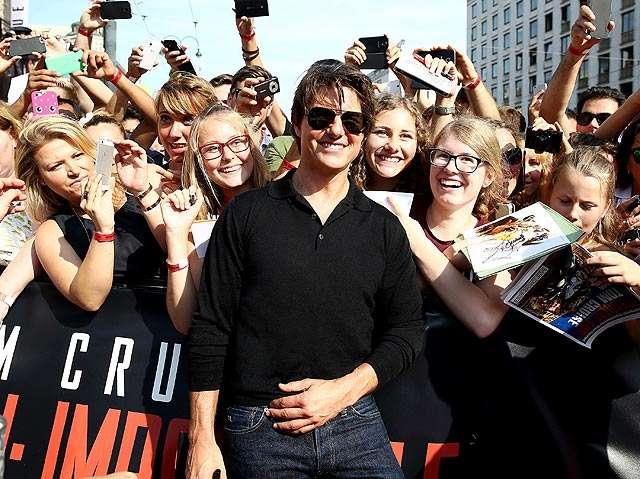Tom Cruise Bikin Cewek Austria Histeris