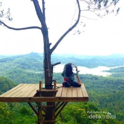 Ide Weekend: Liburan Seru ke Kalibiru di Kulon Progo