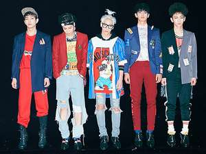 Sisi Hitam-putih SHINee di Teaser Everybody