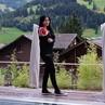 Bikin Iri! Titi Kamal dan Christian Sugiono Mesra di Swiss