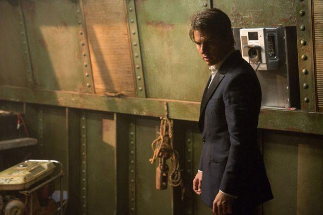 Lewat judul 'Mission Impossible', sejak awal Tom Cruise sudah memberikan pernyataan bahwa karakter Ethan Hunt yang dia perankan bukanlah agen dan manusia biasa. (Dok Paramount Pictures)