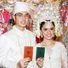Ini Foto-foto Pernikahan Nycta Gina dan Rizky Kinos