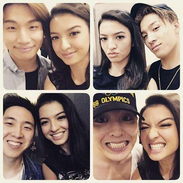 VIP, Jangan Iri Lihat Selfie Raline Shah Bareng Bigbang Ini Ya!