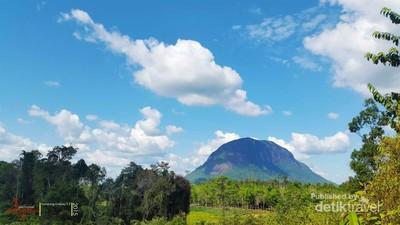 Wisata ke Bukit Kelam yang Misterius di Kalimantan, Berani?