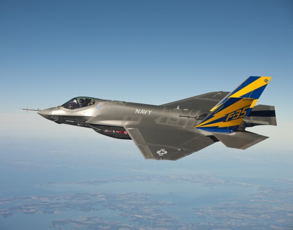 F 35 (gettyimages)