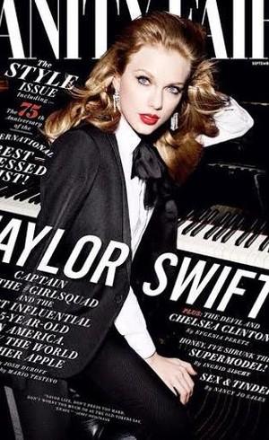 Foto: Kembali Berambut Panjang, Taylor Swift Tampil Glamour