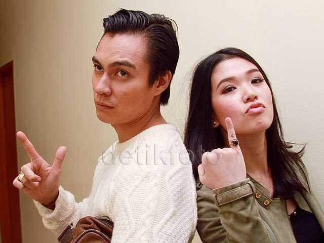 Baim Wong dan Pica Priscilla, Yakin Cuma Temenan?