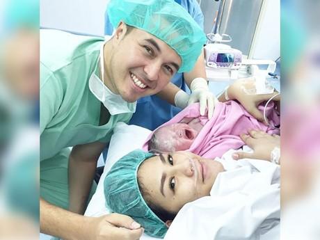 Selamat! Sissy Priscillia dan Rifat Sungkar Dikaruniai Anak Kedua