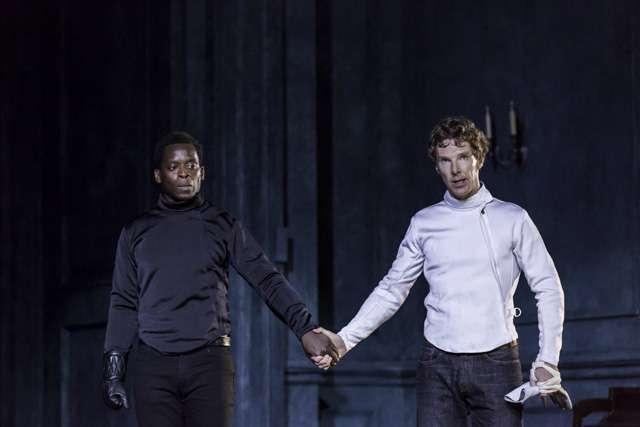 Ini Aksi Perdana Benedict Cumberbatch di Pentas Broadway